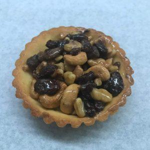 Nuts N Honey Tart
