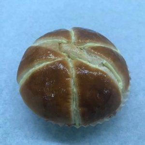 Custard Cream Bun