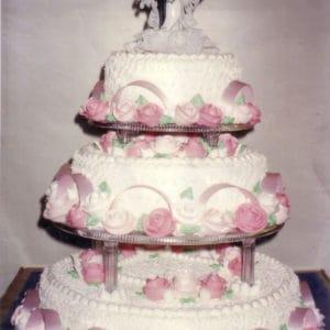 G10 Wedding Cake