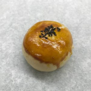 Black Bean Crisp Pastry