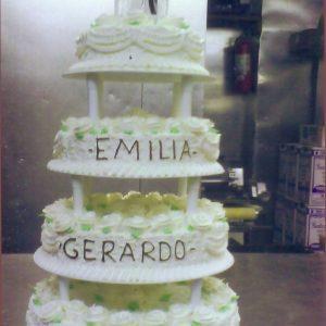 G14 Weddng Cake