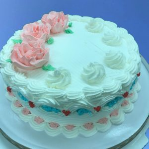 "8"" Vanilla Cake"