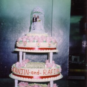G12 Wedding Cake
