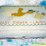 F10 Baby Shower Cake