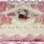 F09 Hello Kitty Cake