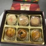 Assorted Taiwanese Mooncakes (Box of 6)